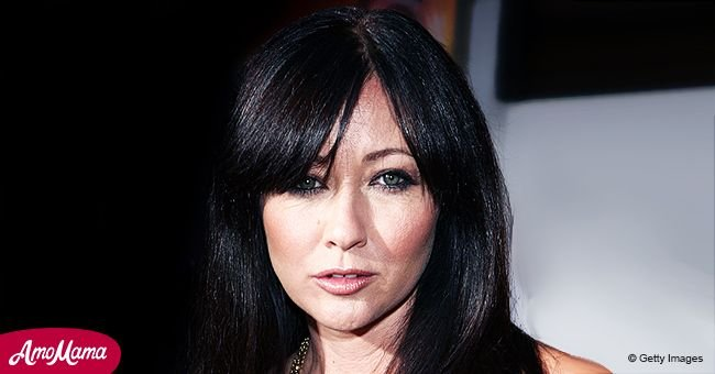 The Blast: Shannen Doherty Accuses Insurance Company of Releasing Her Private Information Amid Woolsey Fire Court Battle