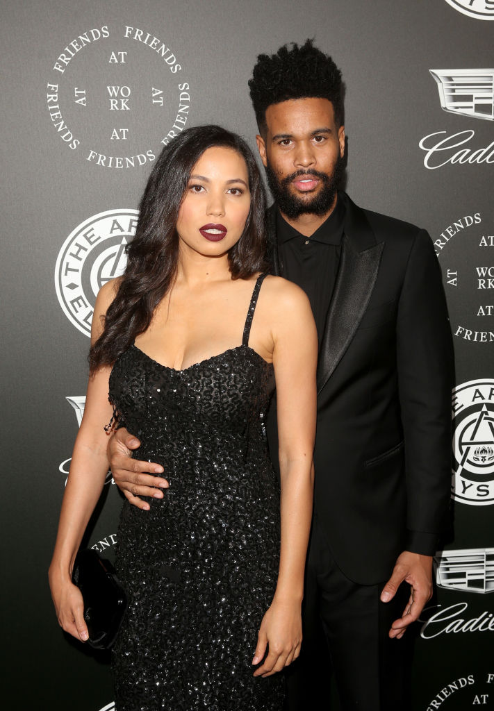 Eve's Bye You: Jurnee Smollett Files For Divorce From Josiah Bell After 9 Years Of Matrimony-dom