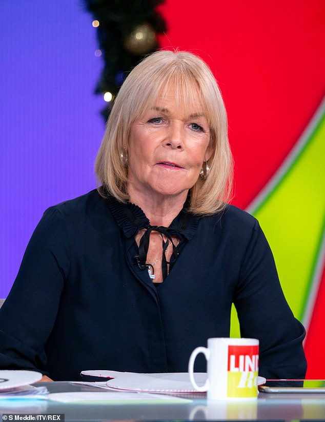 Linda Robson reveals she would beg strangers to buy her vodka