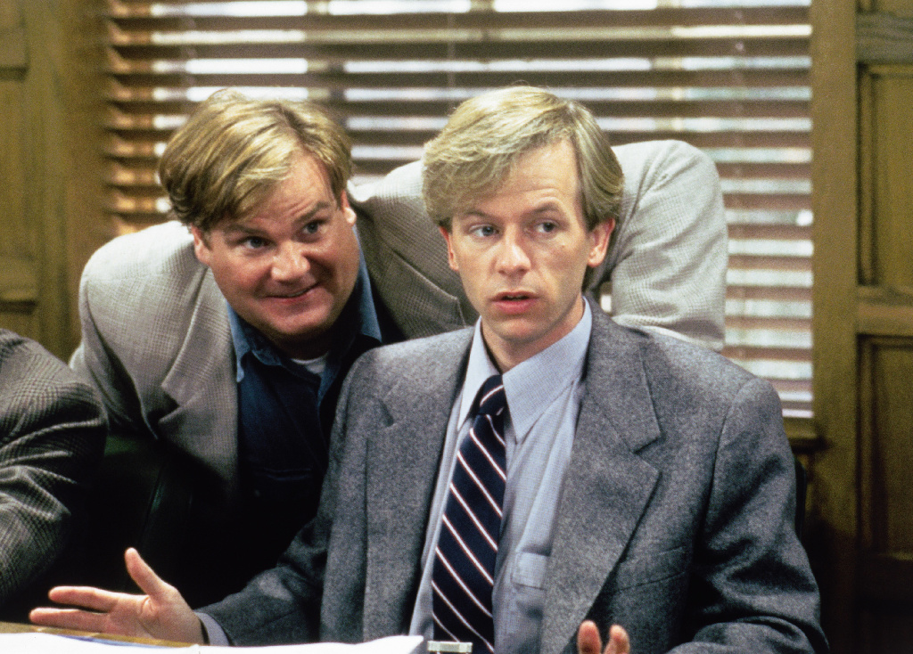 'Tommy Boy' Turns 25: Celebrate with Chris Farley and David Spade on Digital or Blu-ray