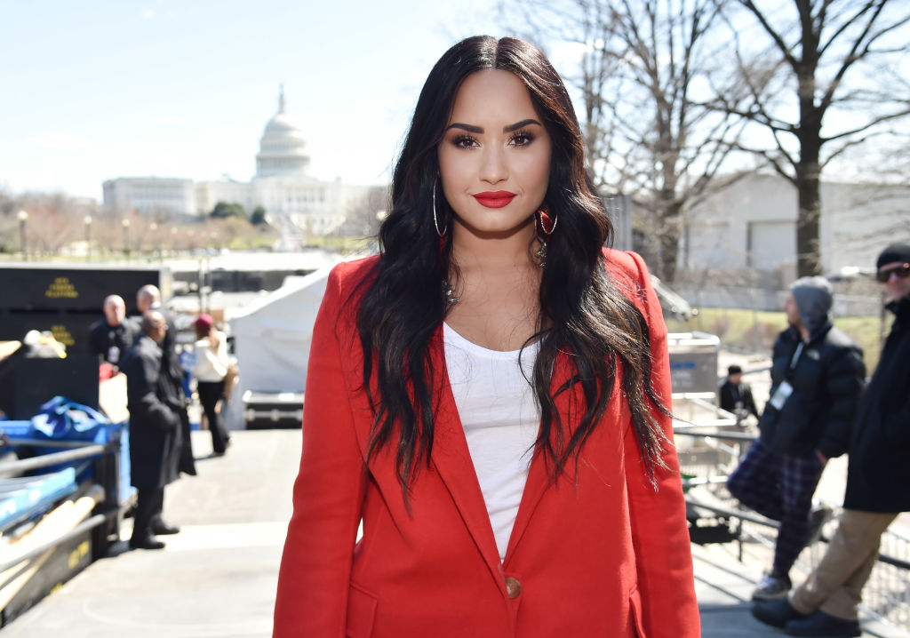 Demi Lovato's Toxic Workout Obsession Prompted Her to Stop Living a Lie