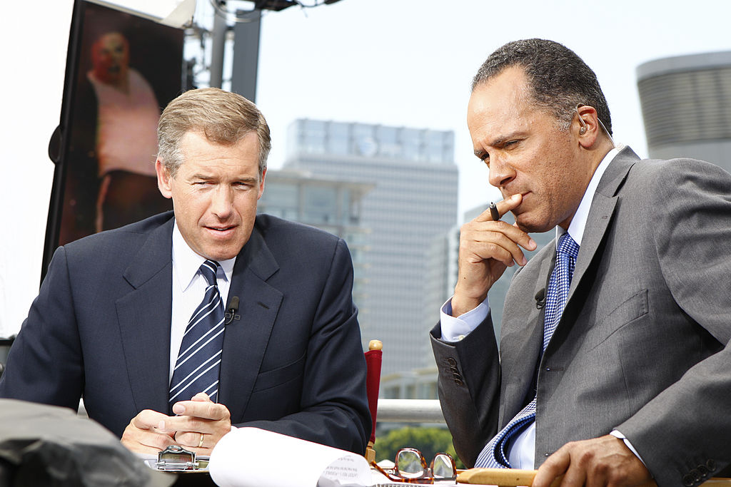 'NBC Nightly News': Are Lester Holt and Brian Williams Friends?