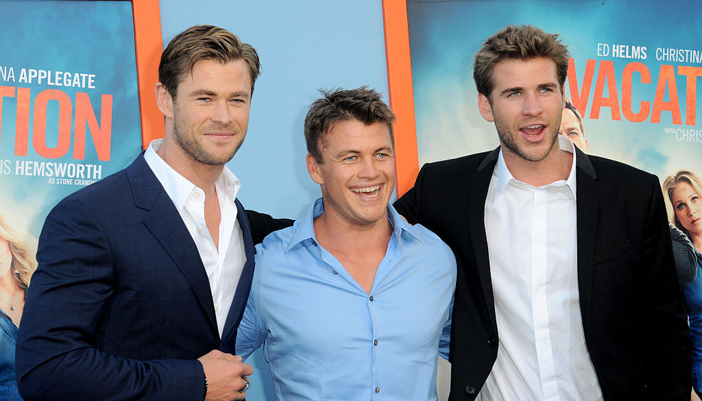 There's Another 'Famous' Hemsworth, and Fans Have Already Seen Her in a Marvel Movie