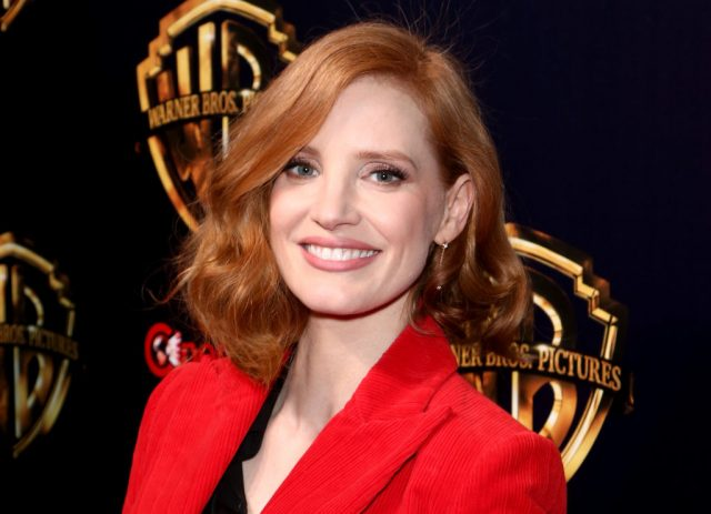 Jessica Chastain Watched Kim Kardashian West's Makeup Tutorials For Inspiration in 2018's 'Molly's Game'