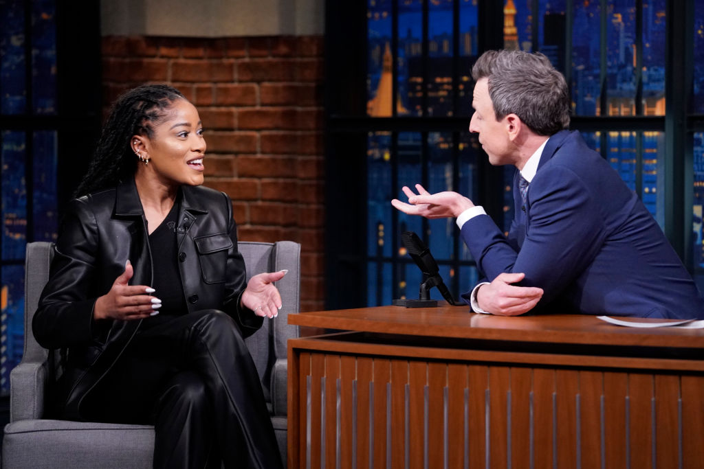 Keke Palmer Explains Why She Refuses to Date Another Celebrity