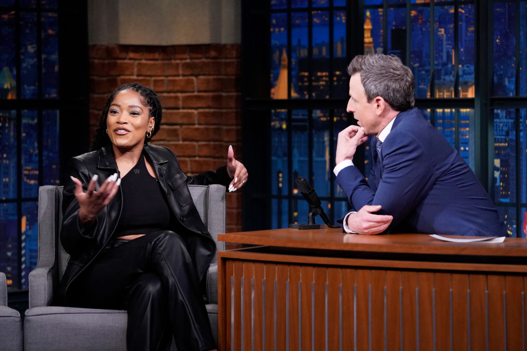 Keke Palmer Reveals Her Dating Deal-Breakers