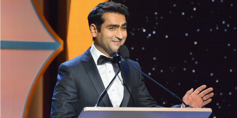 Kumail Nanjiani Once Auditioned for a Supporting Role in a Marvel TV Show — Now He's a Superhero