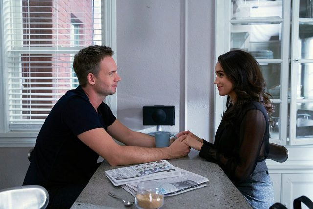 Meghan Markle Had an 'Uncomfortably Close' Relationship With Her 'Suits' Co-Star Patrick J. Adams According to Wedding Guests