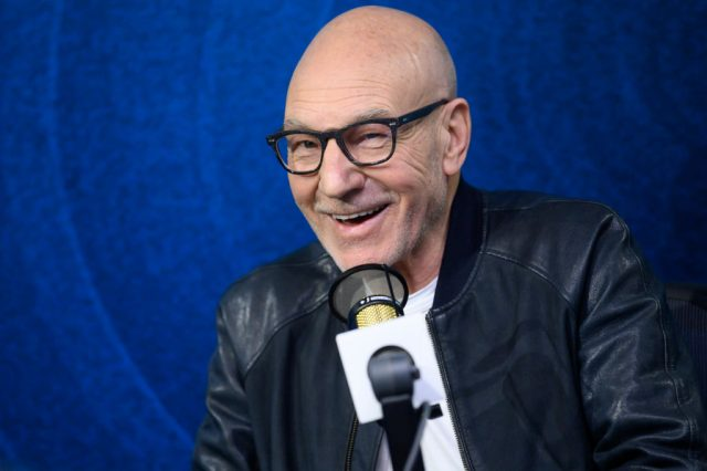 Patrick Stewart Fans Are Freaking Out Over How the 'Picard' Star Is Spending His Self-Quarantine