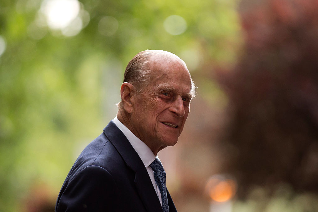 Prince Philip Can't Stay Away From Buckingham Palace Completely and Still Oversees a Very Important Royal Project There