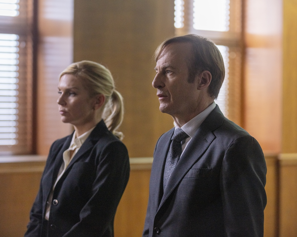 Why 'Better Call Saul' Co-creator Peter Gould Worried That Wedding Wouldn't Work