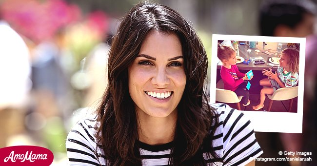 Daniela Ruah from NCIS: LA Shares Cute Photo of Her Children  Fans Can't Help Raving