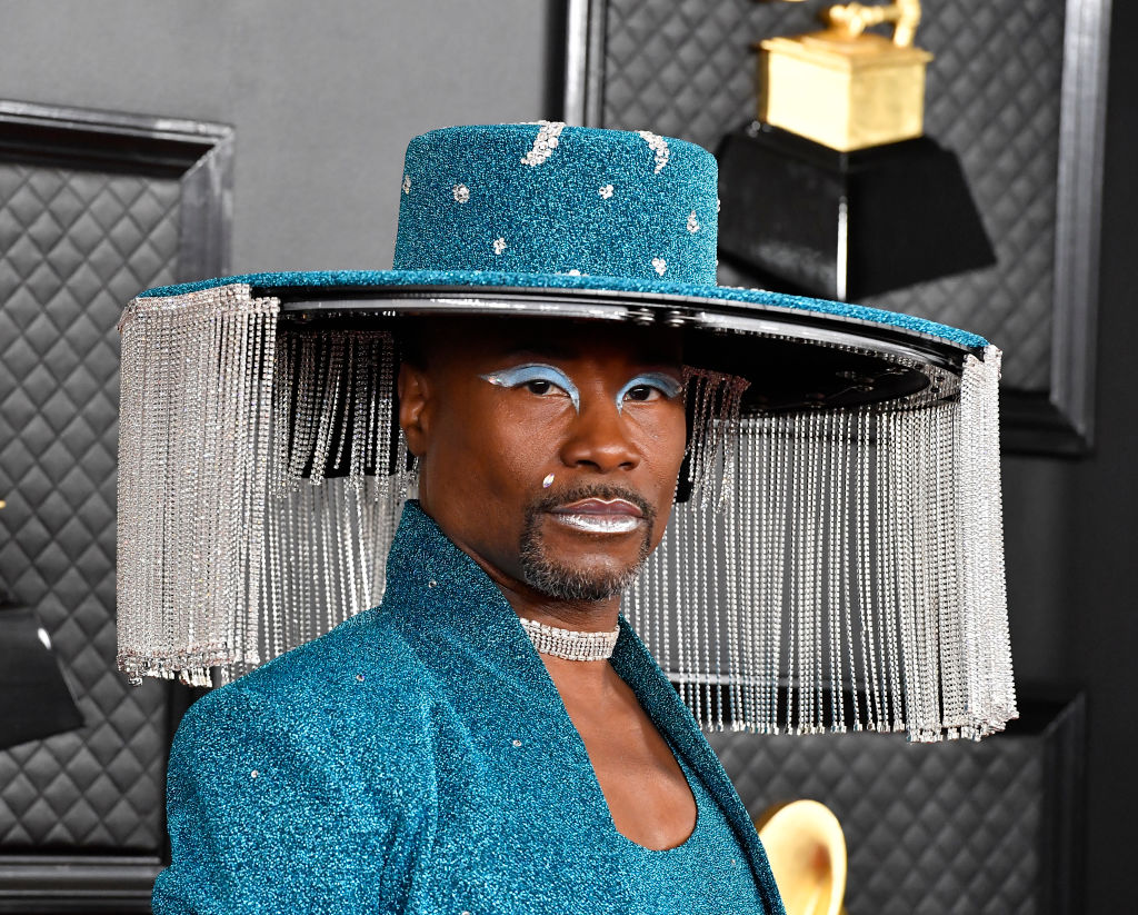 Billy Porter Is Going to Be a 'Genderless' Fairy Godmother in 'Cinderella' Reboot