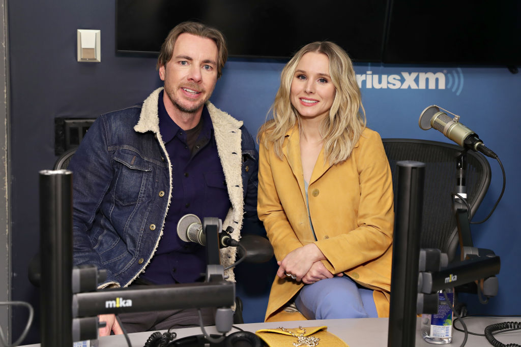 Kristen Bell and Dax Shepard Aren't Doing Well in Quarantine; 'We've Found Each Other Revolting'