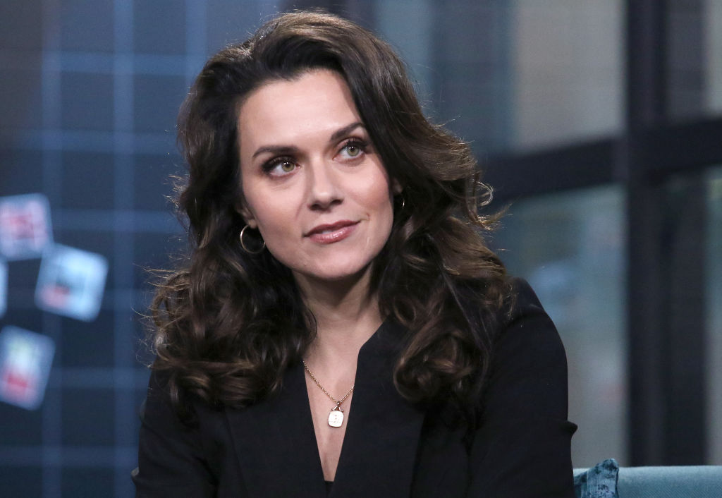 Hilarie Burton Responds to Backlash for Saying She's Growing Her Gray Hair in Solidarity With Frontline Workers