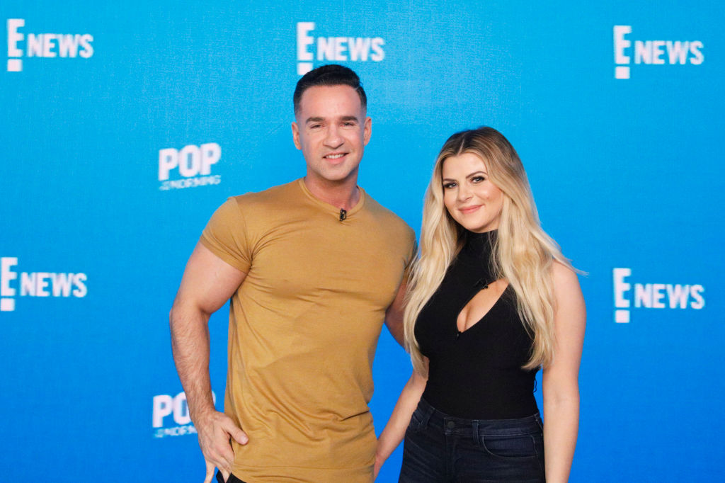 'Jersey Shore': Why Mike 'The Situation' Sorrentino  Isolating With His Wife Is Like 'a Huge Nesting Moment'