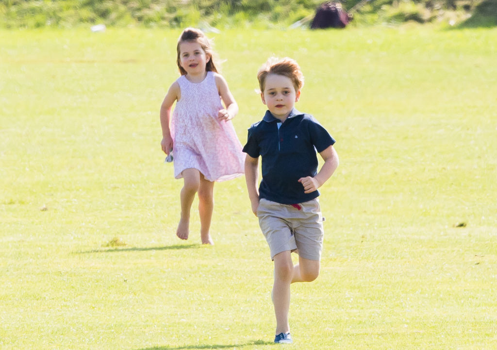 How Prince George, Princess Charlotte and Prince Louis Are Keeping Busy During Lockdown