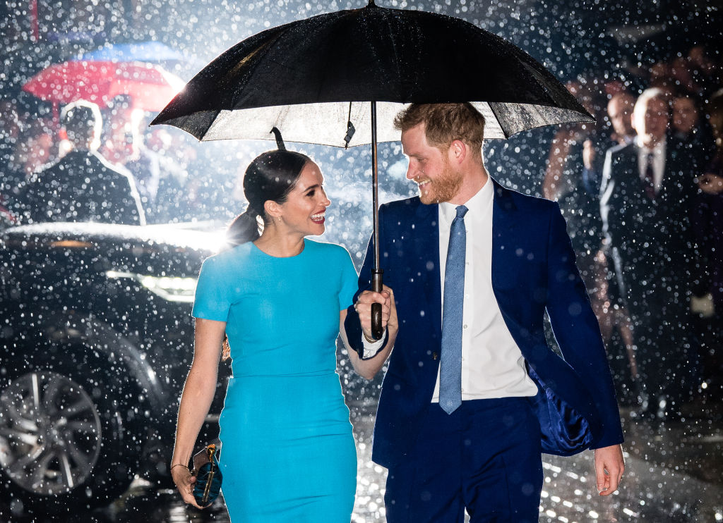 Prince Harry Subtly Hinted at Quitting the Royal Family Last Summer