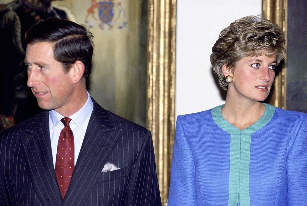 Princess Diana Only Met Prince Charles a Handful of Times Before They Married