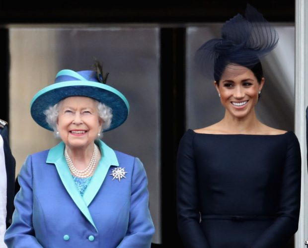 Meghan Markle Has Never Attended One Of Queen Elizabeth's Favorite Yearly Events