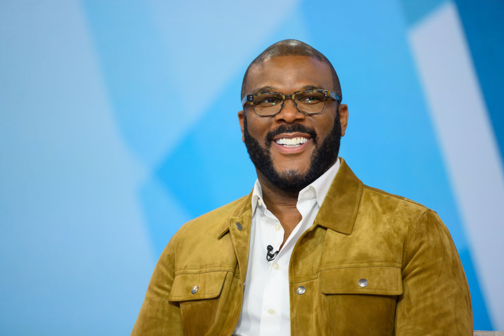 In a Rare Move, Tyler Perry Talks About His Girlfriend, Says She's 'Getting Her Share' of His Fortune