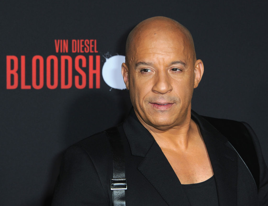 'Fast and Furious' Star Vin Diesel Is Recording an Album So Prepare Yourselves Now