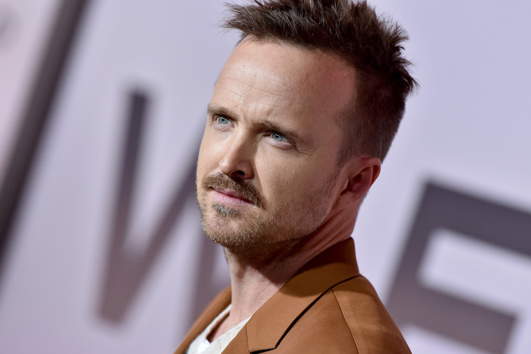 Aaron Paul Is in Love With His Uniquely Charming Shelby Cobra