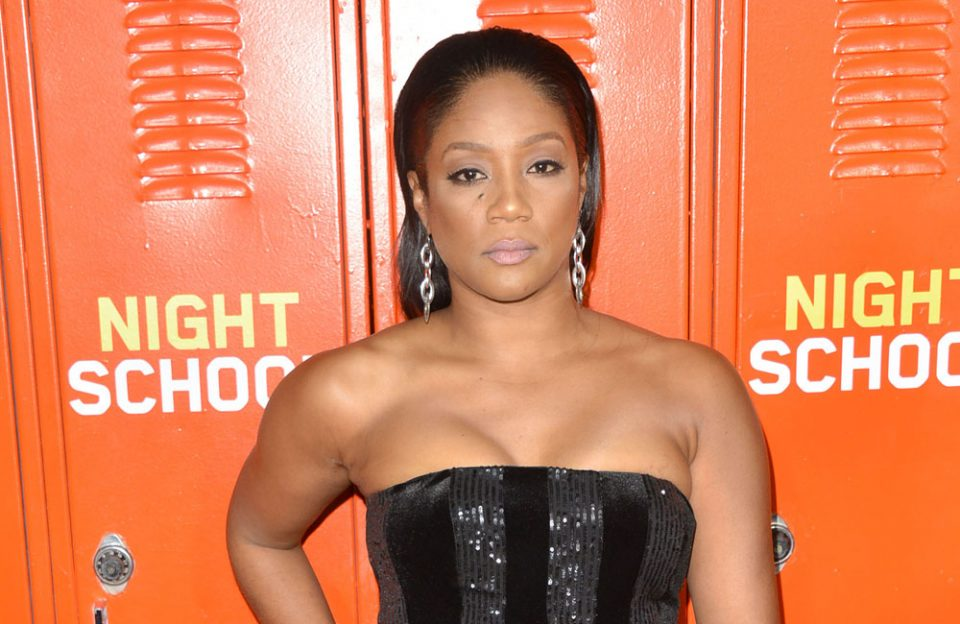Tiffany Haddish accidentally exposes herself during a video call