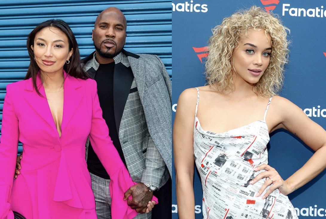 Uh-Oh: Did Jeezy Snowman Slide Into His Ex Jasmine Sanders' DMs Just Weeks After Proposing To Jeannie Mai?