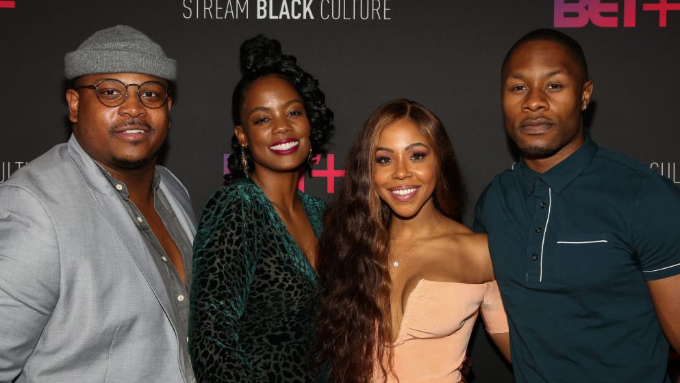 Until Next Season: 8 Melanated And Sexy Photos Of Tyler Perry's 'Sistas' Cast