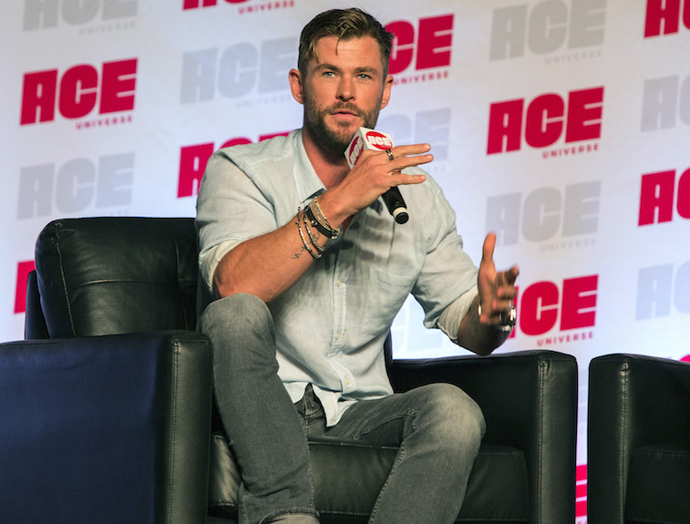 Why Chris Hemsworth Felt 'A Huge Amount of Anxiety' After His 'Star Trek' Run Ended