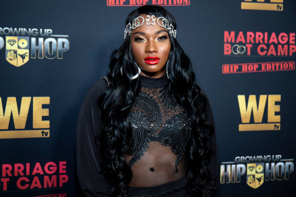 Egypt Criss Announces That She's Quitting 'Growing up Hip Hop'