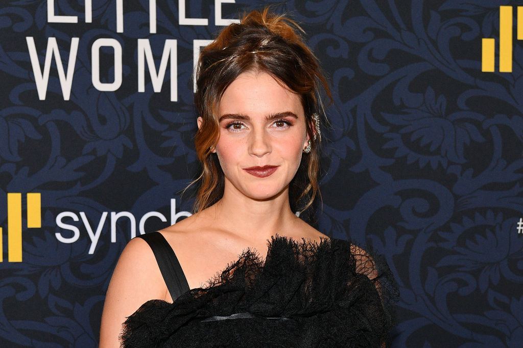 Emma Watson Has a Scary Reason for Refusing to Take Selfies With Fans