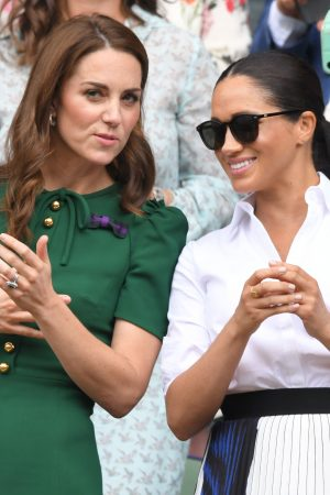 Royal expert claims Kate Middleton feels 'trapped' inside palace life will be 'jealous' of Meghan Markle's exit