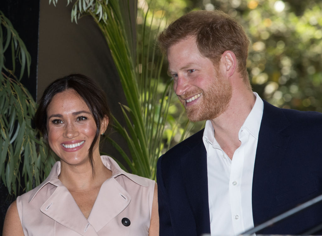 Prince Harry and Meghan Markle's Alleged Tell-All Book Violates the Most Important Royal Family Rule -- 'Never Complain, Never Explain'