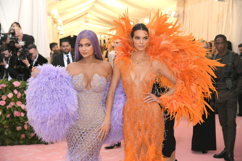 Kylie and Kendall Jenner Were Cropped From One of Diddy's Met Gala Photos and Fans Can't Get Over It