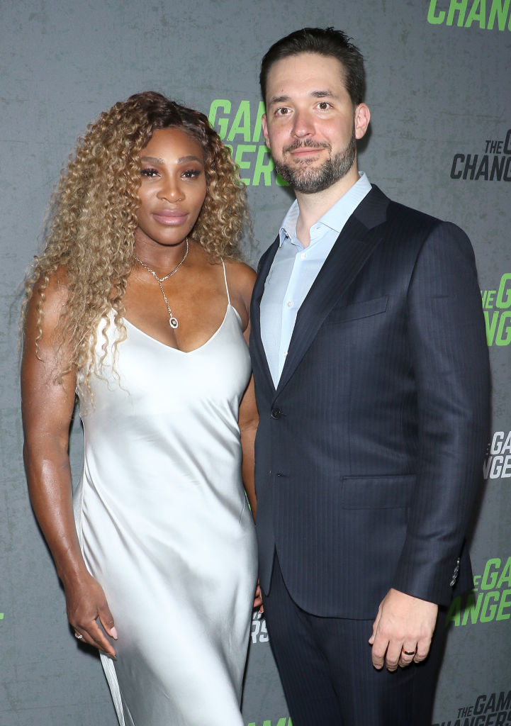 Nice Try! Serena Shuts Down Claims That She 'Forced' Her Hubby Alexis To Step Down From Reddit