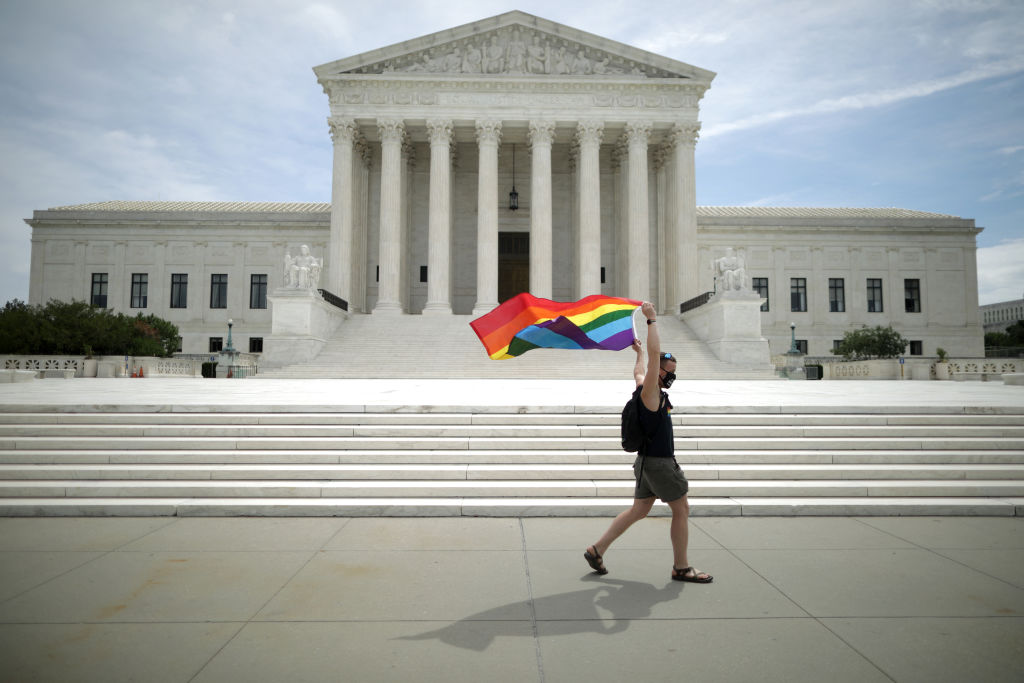 Historic Ruling: Supreme Court Says Workers Can't Be Fired For Being Gay Or Transgender