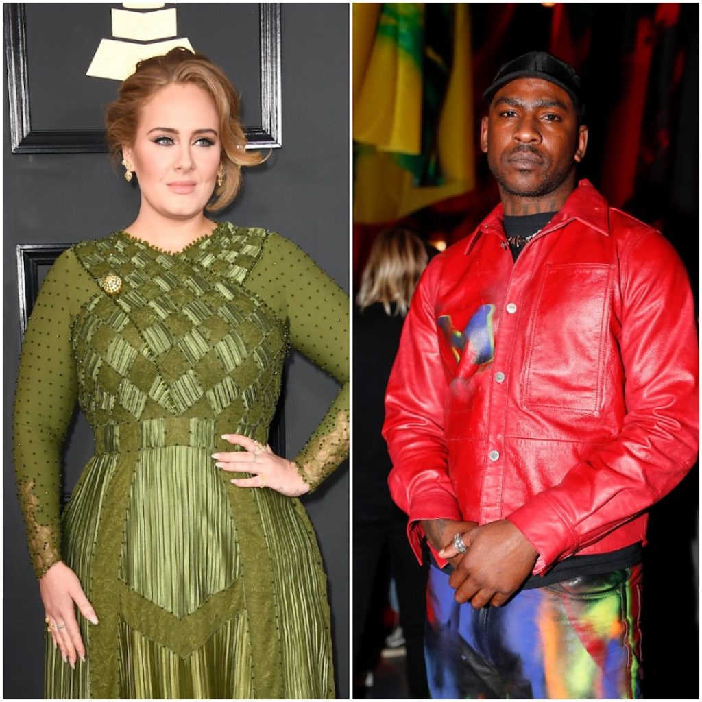 Fans Think Adele and Rapper Skepta Seemingly Confirmed Romance Rumors With Flirty Instagram Exchange