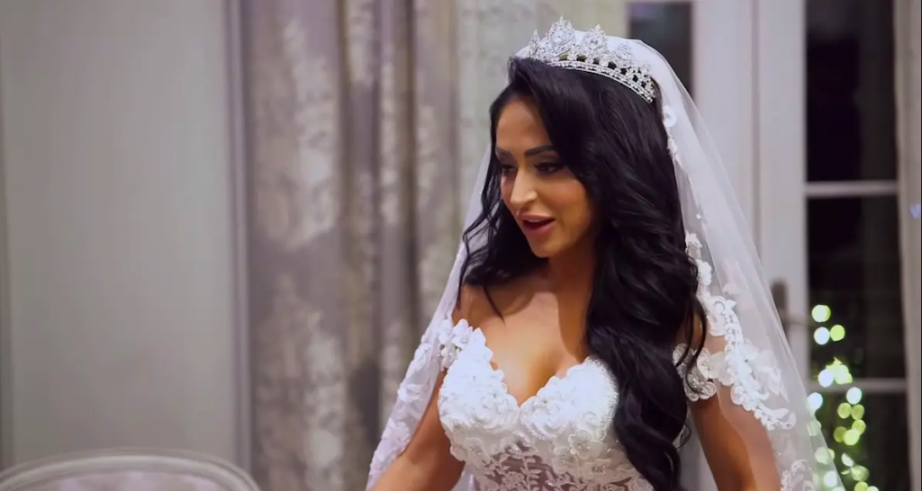 'Jersey Shore: Family Vacation': Is Angelina Pivarnick Having Another Wedding?