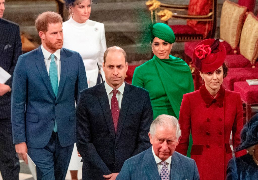 Kate Middleton Tried to Mend Prince William and Prince Harry's Relationship but 'Her Loyalty Will Always be to William,' Insider Claims
