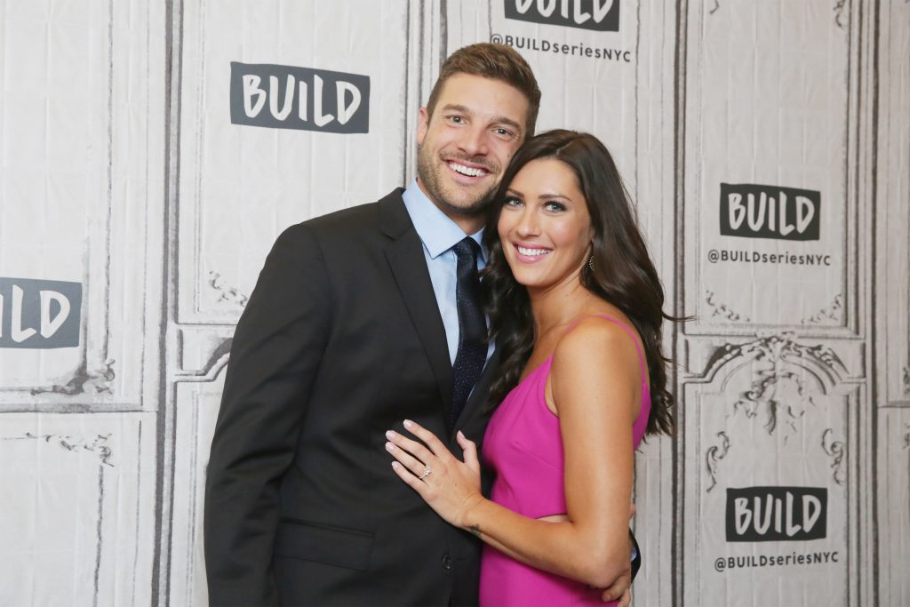 Fans Think Becca Kufrin and Garrett Yrigoyen Broke up Based on the Same Clue as Past 'Bachelor' Couples