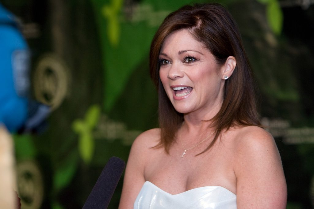 'Today': Valerie Bertinelli Came Bearing (Virtual) Gifts on Her Visit to the Morning Show