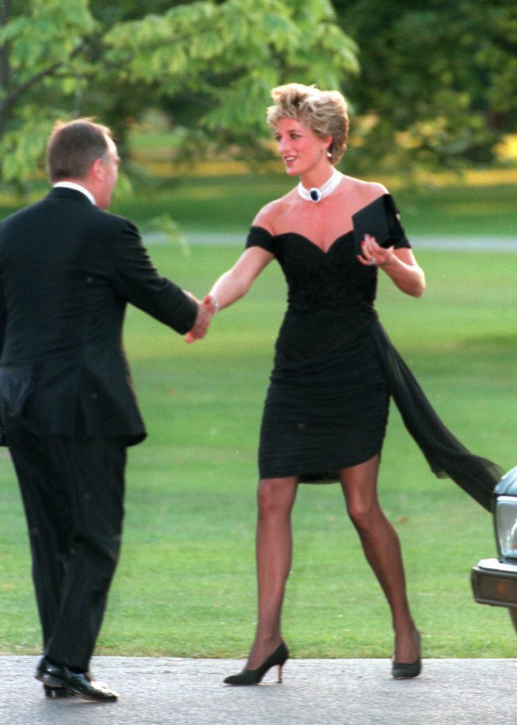 Princess Diana's Revenge Dress Was Likely Aimed at Queen Elizabeth, Not Prince Charles