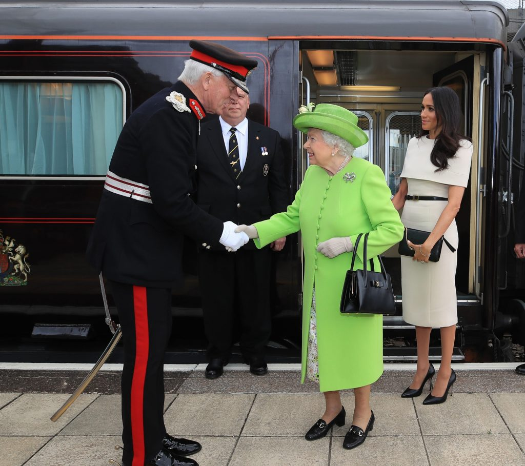 The Royal Train Isn't Luxurious but Its Operator Still Has to Follow Strict Rules When Queen Elizabeth Is Aboard