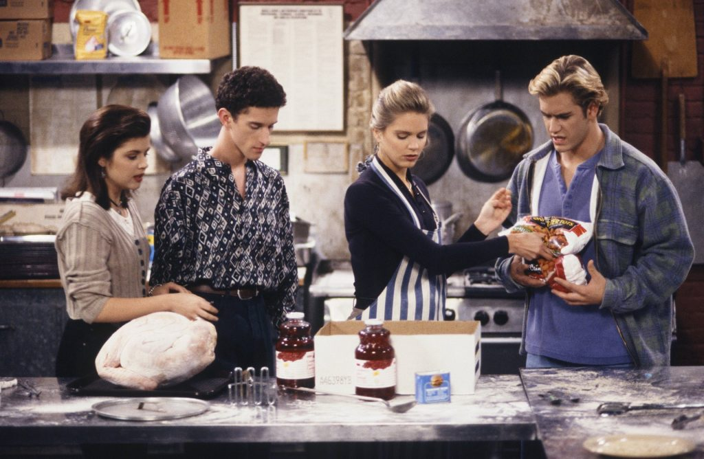 'Saved By the Bell' Had a Lesser-Known Disney Prequel Starring Brian Austin Green and Other Original Cast Members