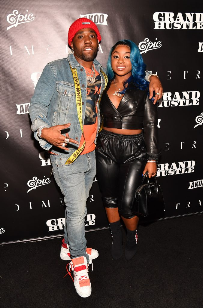 Reginae Carter Has Fans Thinking She and YFN Lucci Will Get Back Together Due to Her Recent Dance