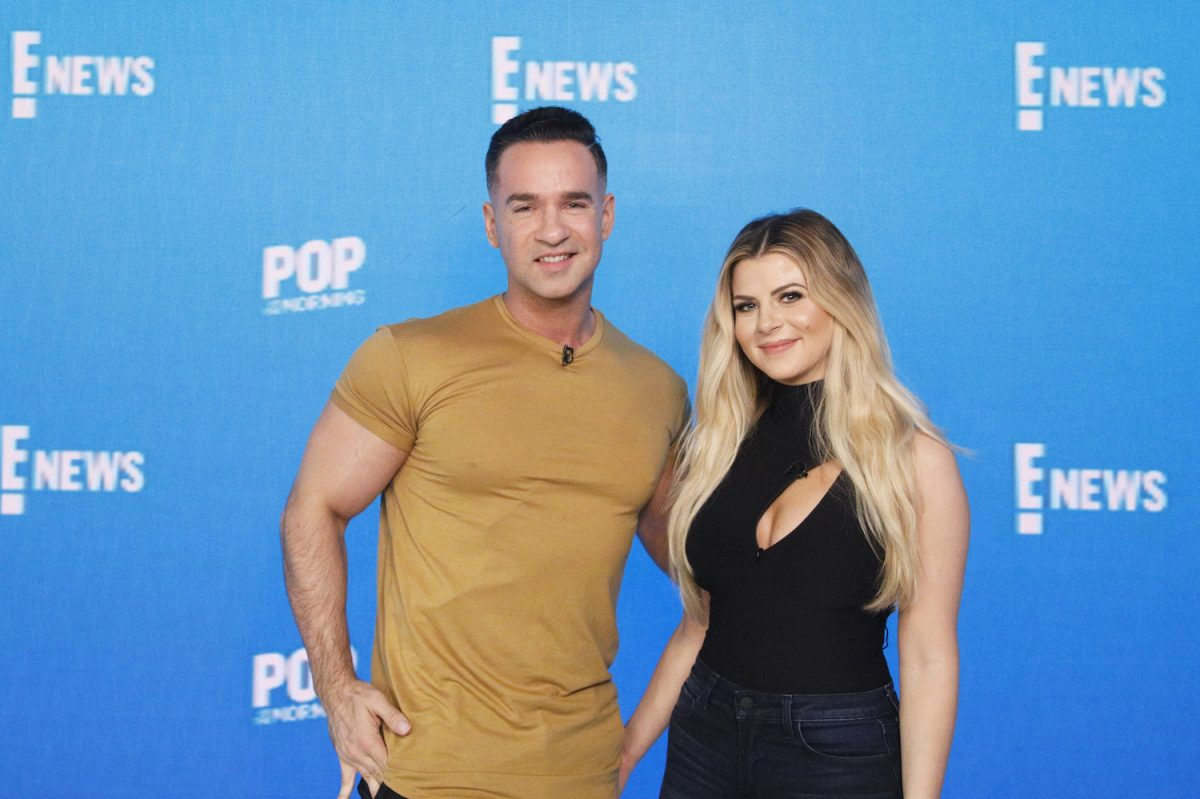 Mike 'The Situation' Sorrentino Shares Sweet Throwback Photo With Wife Lauren and 'Jersey Shore' Fans Can't Handle It