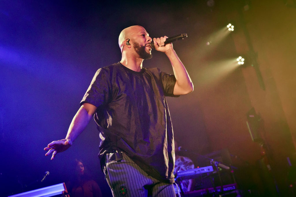 The Tonight Show: Common Breaks Down What It Was Like At Dave Chappelle's Socially Distanced Music Festival [Video]