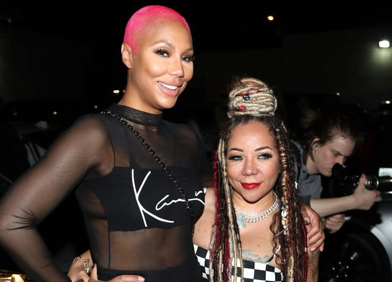 """Celebrity Friend Files: Tiny Harris Updates Fans About Tamar's Health, """"She's Doing Much Better"""""""